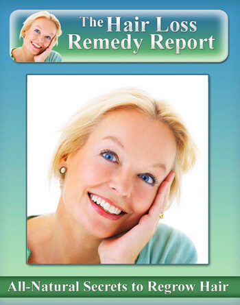 The Hair Loss Remedy Report